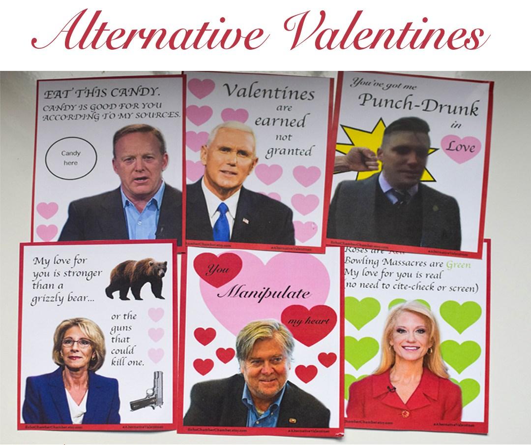 Alt Valentines insta promo
